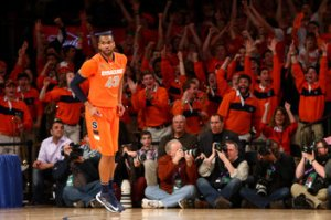 NCAA Basketball: Big East Tournament-Louisville vs Syracuse