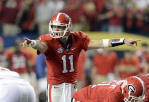 aaron murray2013