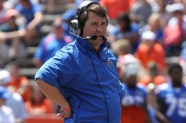 NCAA Football: Florida-Spring Practice