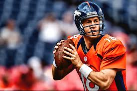 Peyton Manning will look to bring the Super Bowl Trophy back to the Mile High City Picture from sports-lite.com